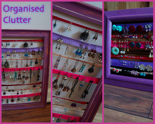 organised clutter