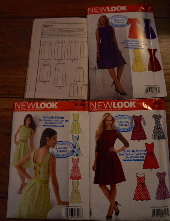 Thank you New Look pattern sale