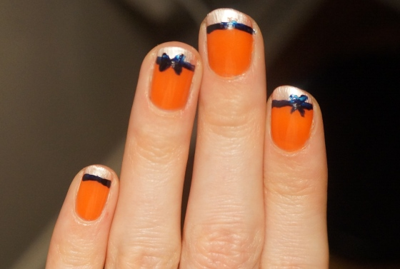 Too much time on mynails!