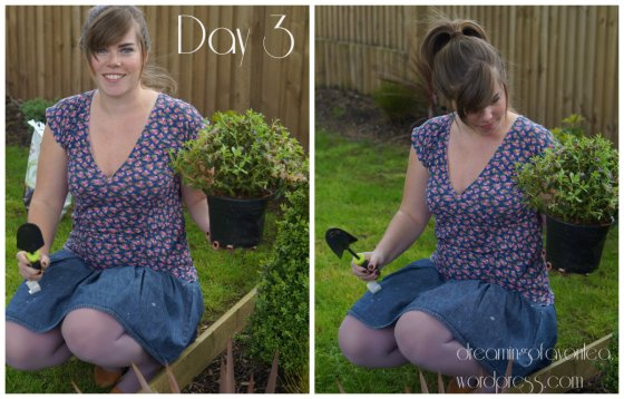 Gardening Me Made Dixie 2 Piece Top - Pre Blog