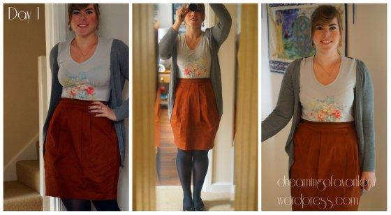 Me Made Marie Skirt