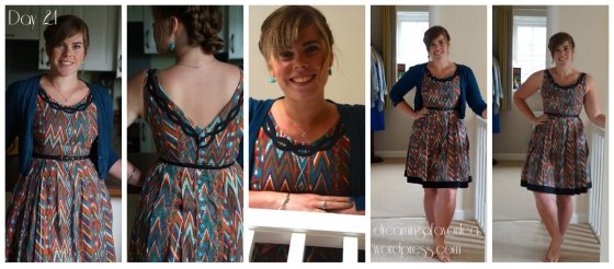 Me made Ikat at Iolani dress - click picture for original blog